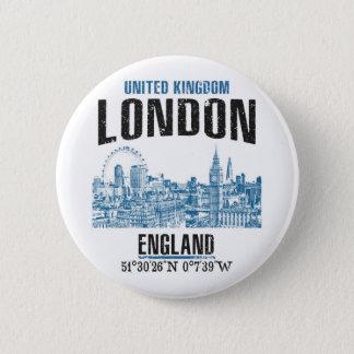 London Runder Button 5,7 Cm
