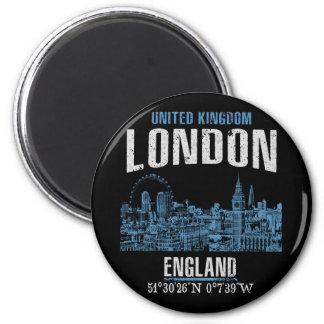 London Runder Magnet 5,1 Cm