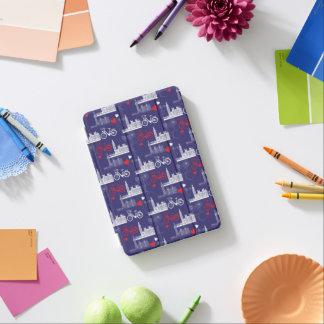 London-Sehenswürdigkeit-Muster iPad Mini Hülle