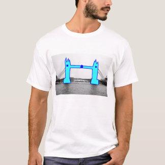 London-Sehenswürdigkeiten - Turm-Brücke T-Shirt