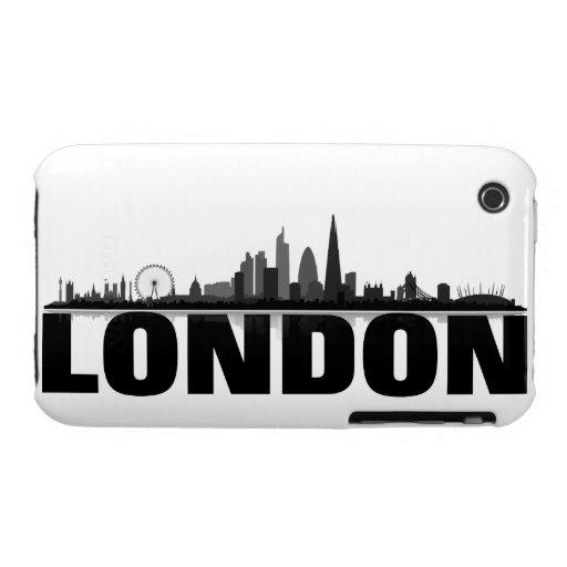 London Skyline iPhone 3 Schutzhülle / Case iPhone 3 Hüllen