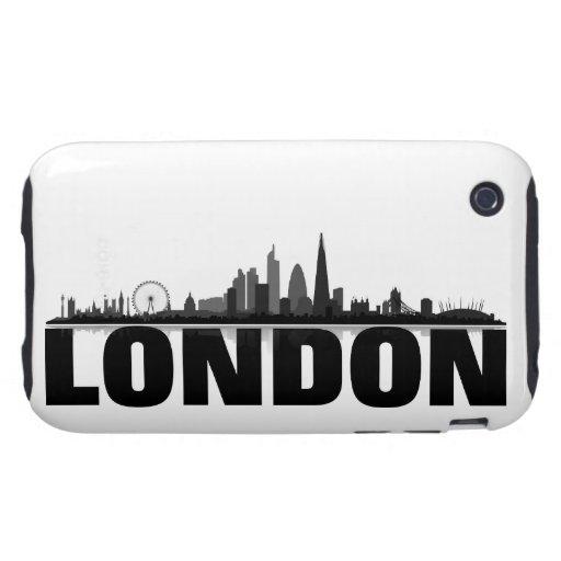 London Skyline iPhone 3 Schutzhülle / Case Tough iPhone 3 Etuis