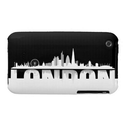 London Skyline iPhone 3 Schutzhülle / Case iPhone 3 Covers