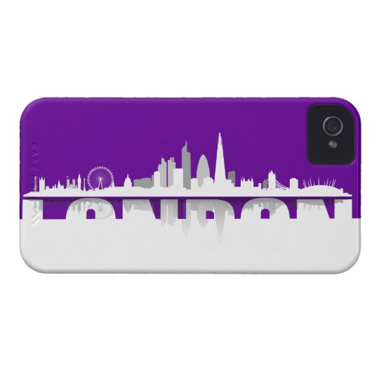 London Skyline iPhone 4/4s Schutzhülle / Case