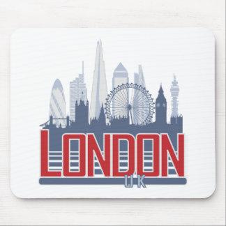 London-Skyline Mousepad