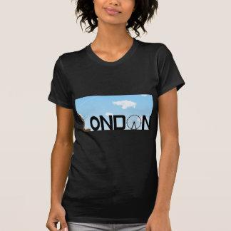 London-Skyline-Tageszeit T-Shirt