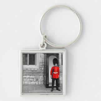 London-Soldat-Parade keychain Schlüsselanhänger