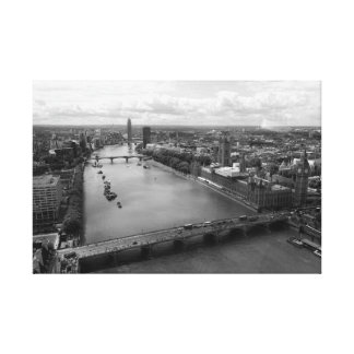 London-Stadt-Ansicht Leinwanddruck