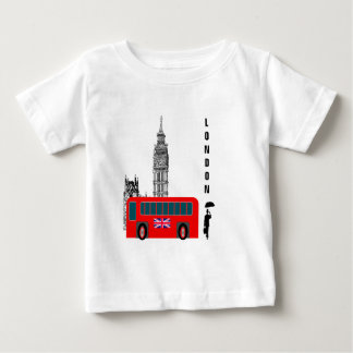 London-Stadt Baby T-shirt