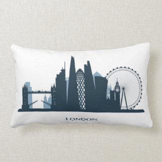 London-Stadt-Skyline Lendenkissen