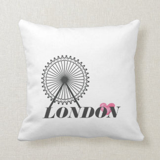 London-Stadtkissenabdeckung Kissen