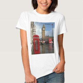 London-Telefonkasten u. Big Ben (St.K) Shirts