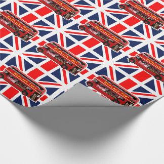 London themenorientiert geschenkpapierrolle
