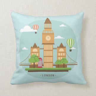 London-Träumen Kissen