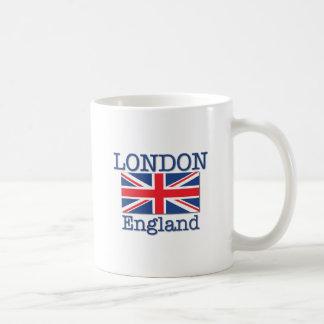 London- und Gewerkschafts-Jack Kaffeetasse