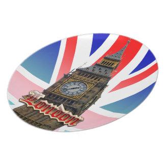 Londons Big Ben Teller