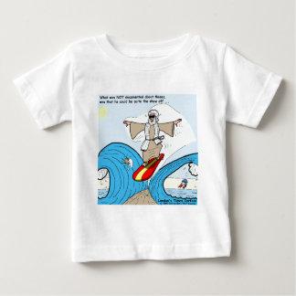 Londons setzt Zeit Cartoon-T-Shirts fest Baby T-shirt
