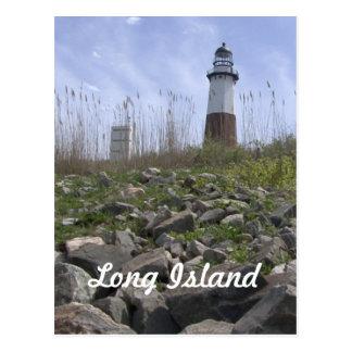 Long Island - Montauk Postkarte