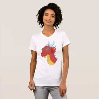 Longan-Shirt des Drachen das Auge T-Shirt