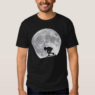 Longboarding Mond Hemd