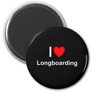 Longboarding Runder Magnet 5,7 Cm