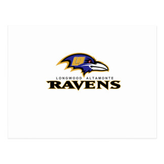 Longwood Altamonte Ravens Team-Speicher Postkarte