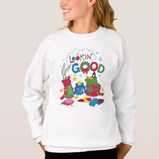 Lookin gut sweatshirt