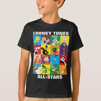 LOONEY TUNES™ Charakter-Gitter T-Shirt