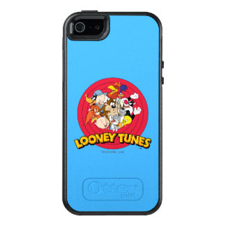 LOONEY TUNES™ Charakter-Logo OtterBox iPhone 5/5s/SE Hülle