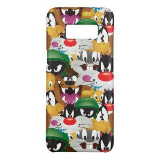 LOONEY TUNES™ Emoji Muster Case-Mate Samsung Galaxy S8 Hülle
