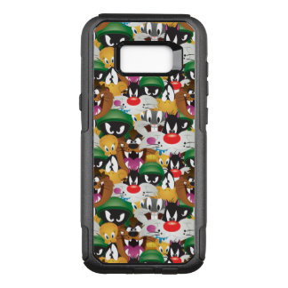 LOONEY TUNES™ Emoji Muster OtterBox Commuter Samsung Galaxy S8+ Hülle