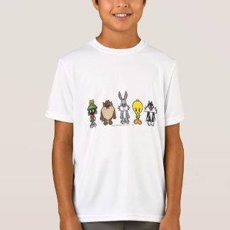 LOONEY TUNES™ Gruppen-Foto OP T-Shirt