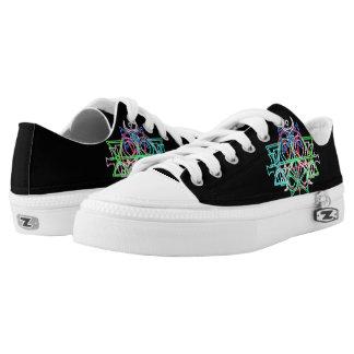 LooneySkull Symbole Niedrig-geschnittene Sneaker