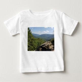 Lorbeer-Hochländer Pennsylvania Baby T-shirt