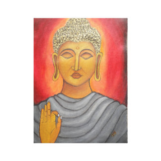 Lord Buddha Leinwanddruck