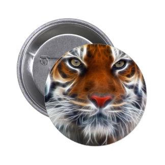 Lord der indischen Dschungel, der königliche Runder Button 5,1 Cm