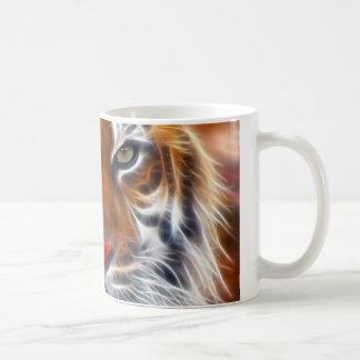 Lord der indischen Dschungel, der königliche Tasse