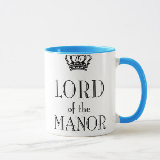 Lord der Manor-Tasse Tasse