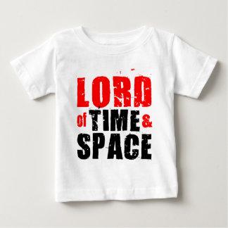 Lord der Zeit und des Raumes Baby T-shirt