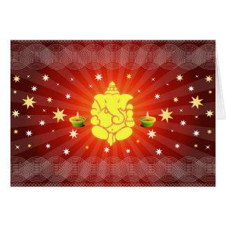 Lord Ganesha Karte