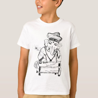 Lord Ganesha.tif T-Shirt