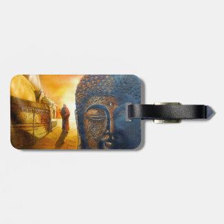 Lord Gautama Buddha Gepäckanhänger
