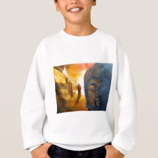 Lord Gautama Buddha Sweatshirt