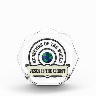 Lord Redeemer der Welt Acryl Auszeichnung