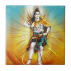 Lord Shiva Keramikfliese