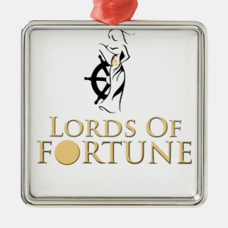 Lords Of Fortune Expeditionware Silbernes Ornament