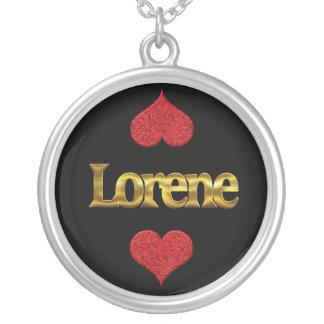 Lorene Halskette