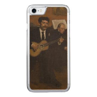 Lorenzo-Heiden und Auguste de Gas durch Edgar Carved iPhone 8/7 Hülle