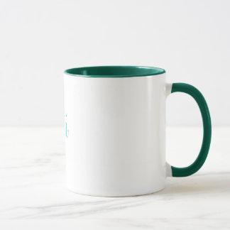 Lori-Tasse im Grün Tasse
