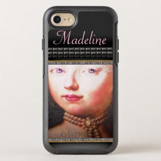 Lorraynna französisches romantisches Girly OtterBox Symmetry iPhone 8/7 Hülle